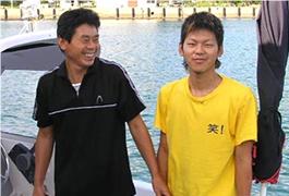 原田さんの海の幸